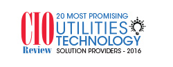 Omni-ID named as one of CIO Review's 20 Most Promising Utilities Technology Solution Providers 2016.