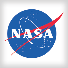 The NASA logo linking to a NASA case study of Omni-ID RFID tags being put to use.